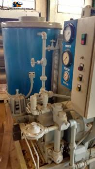 Industrial boiler J G equipamentos