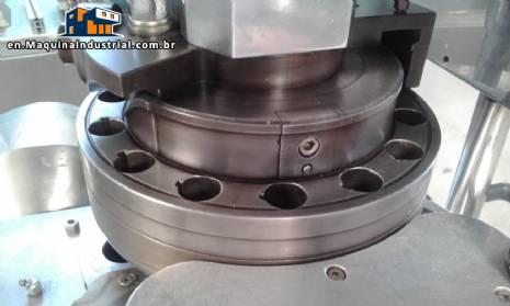 Compressor rotary press tablets tablets Riva
