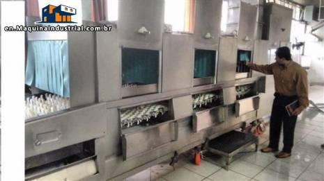 Dishwasher industrial