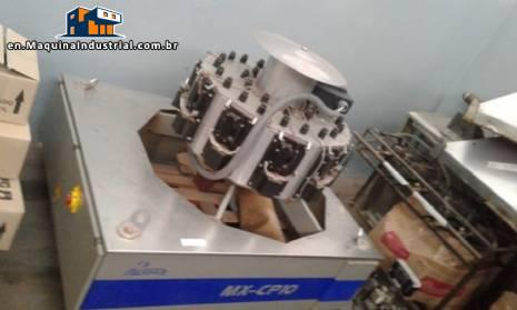 Multi head for packing machine MX CP Masipack