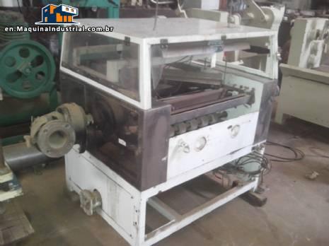Chocolate enrobing machine Limaq