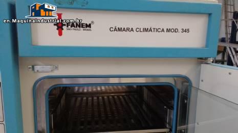 Climate chamber Fanem 345