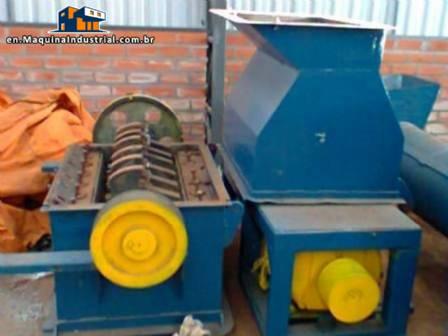 800 mm grinder / Granulator