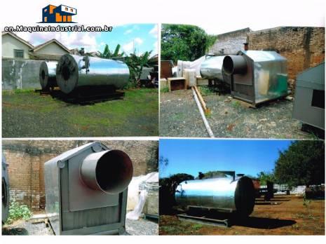 3 ATA brand Boilers
