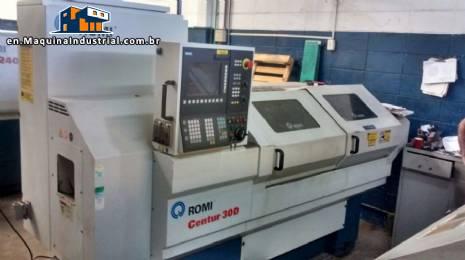 CNC lathe Romi Centur 30 D Multiplic