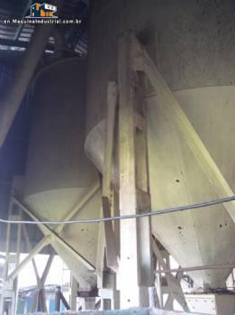 Carbon steel silos 5,000 L