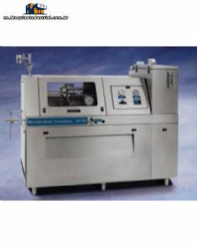 Submicron homogenizer mill Microfluidics