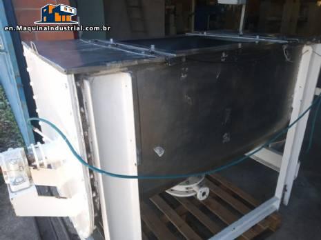 Industrial mixer ribbon blender 500 L