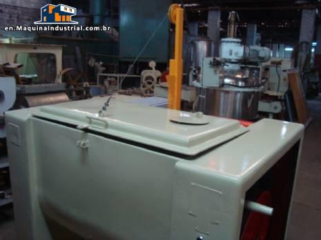 Industrial mixer blender ribom