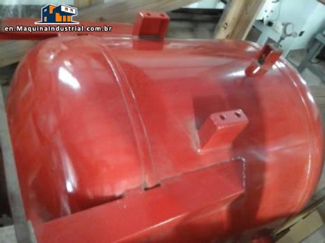 Chemguard foam diaphragm tank