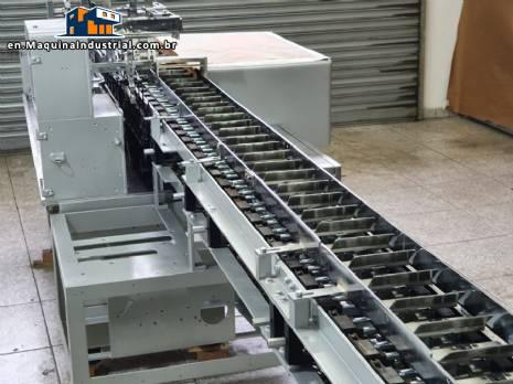 Cartoning machine CAM